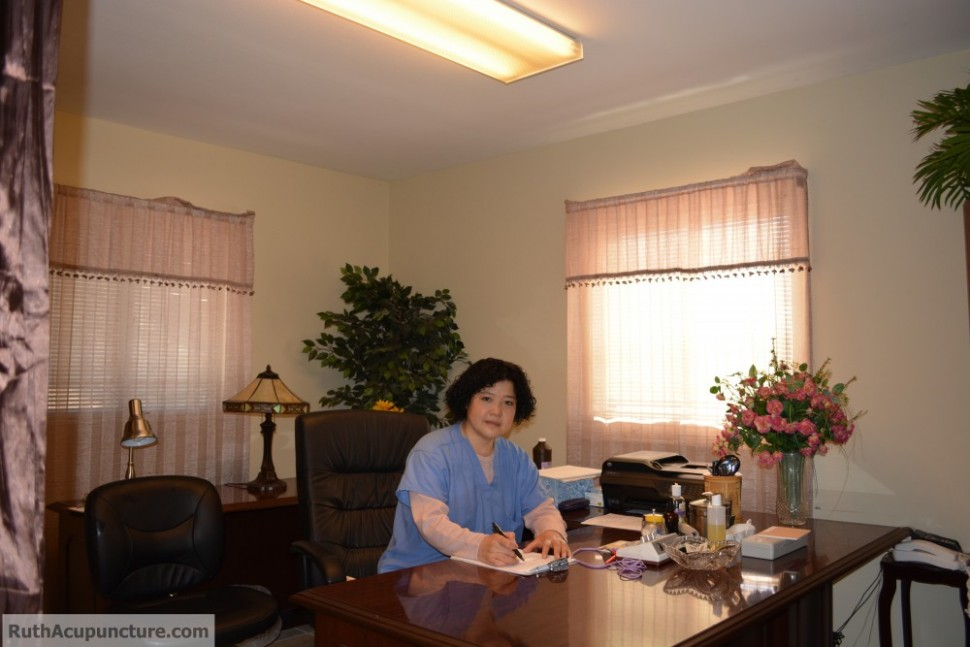 Auricular Medicine center  Dr Lu Yao office