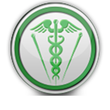 Auricular medicine therapy logo