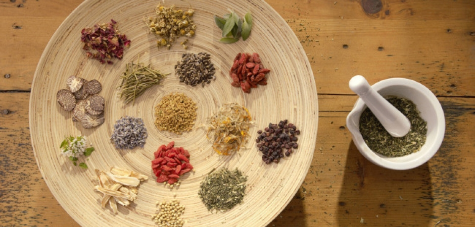traditional magic healing power Chinese herb medicine
